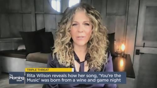 Rita Wilson on 'My Big Fat Greek Wedding 3'   Watch News Videos Online