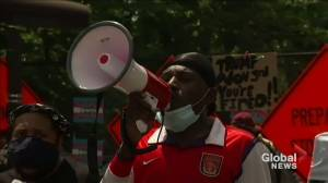 Washington, D.C. protesters mark U.S. Independence Day with call to end anti-Black racism