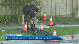 25-year-old Markham woman charged in connection with fatal hit-and-run