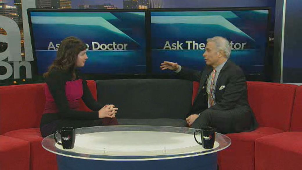 Click to play video: 'Ask The Doctor: Dealing with tragic events'