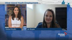 Focusing on West Island youth unemployment