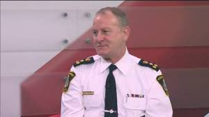 Police Chief talks about safety of downtown Peterborough