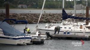 Shediac Bay yacht club members prepare for tropical storm