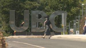 UBC student union calls for mandatory masks in classrooms, vaccines in residences (02:04)