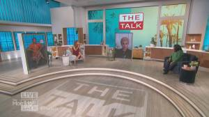 Reconnecting with 'The Talk' hosts Sheryl Underwood and Sharon Osbourne