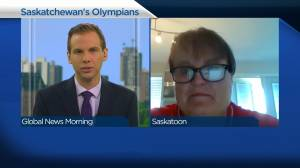 The Saskatchewan athletes to watch at this year's Olympics (04:28)
