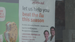 Influenza more likely to infect Albertans than coronavirus: health officials