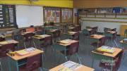 Play video: Coronavirus: Toronto not considering large-scale school shutdown like New York City
