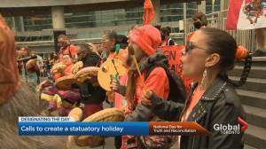 Calls grow to make National Day for Truth and Reconciliation provincial holiday in Ontario (02:36)