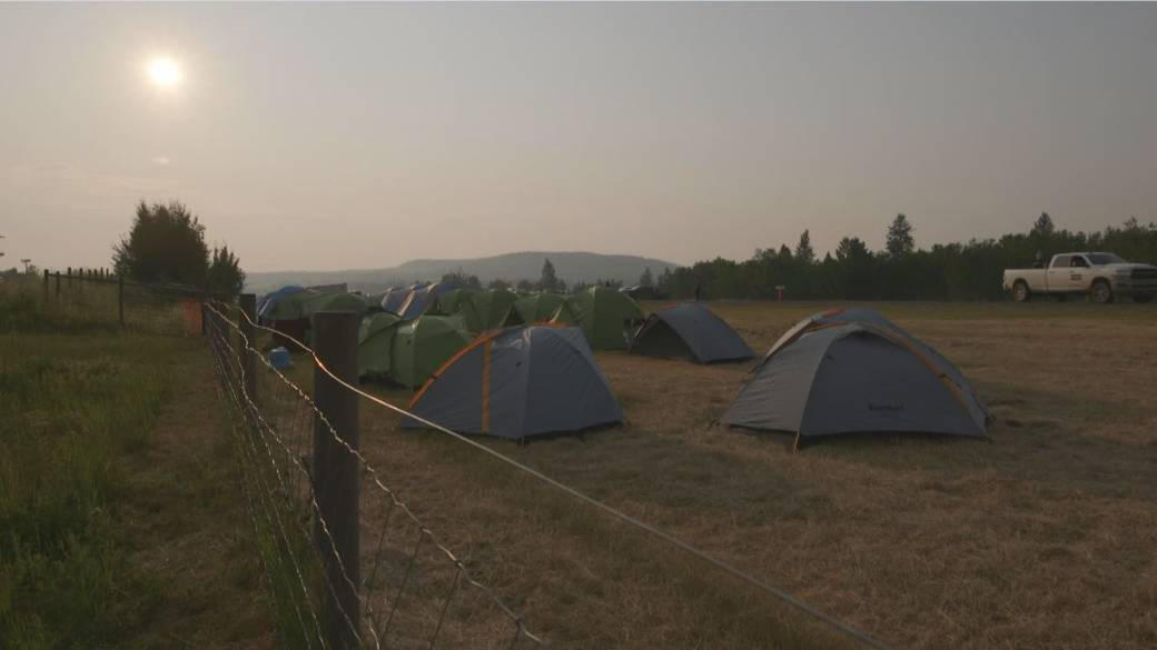 Click to play video: 'More than 20 fires ignite across BC in 48 hours'