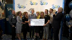 22-year-old grocery store worker wins $70M, biggest lottery jackpot in Quebec's history