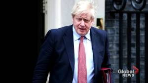 Coronavirus outbreak: U.K. PM Johnson in intensive care unit with COVID-19 symptoms