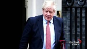 Coronavirus outbreak: U.K. PM Johnson in intensive care unit with COVID-19 symptoms