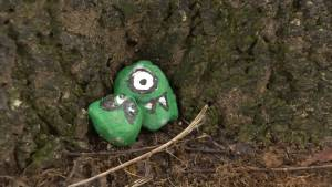 'Rock Monsters' help teach kids about coronavirus.