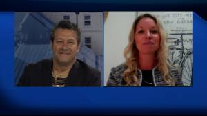 Global News Morning chats with race car driver Caley Weese (05:39)