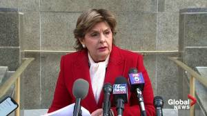 'They fear me': Allred says Weinstein defence sought to bar her from court