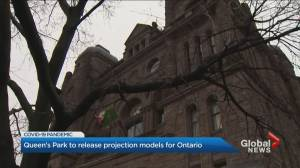 Ontario premier warns of 'stark' data on COVID-19, says province is in 'very serious situation'