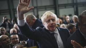 British PM Boris Johnson hospitalized due to COVID-19