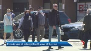 COVID-19: Ontario's progress in avoiding a 4th wave (01:52)