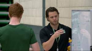 Sean McKay relishing role as Saskatchewan Huskies volleyball coach