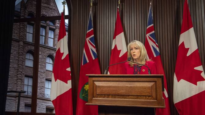 Click to play video: Ontario government admits long-term care homes needed more attention during pandemic