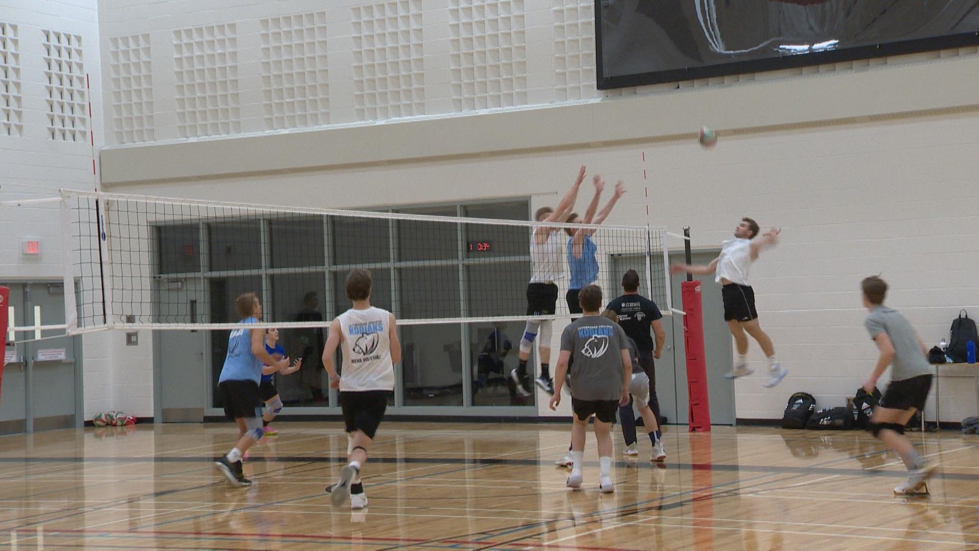 Lethbridge College Kodiaks face lofty expectations ahead of new men's volleyball season