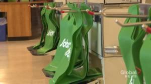 Calgary Sobeys stores scrap plastic bags