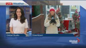 Play video: Global News Morning weather forecast: WEDNESDAY, November 25, 2020