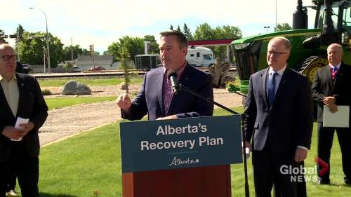 Jason Kenney celebrates Trans Mountain court decision as 'critical victory' | Watch News Videos Online