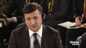 Zelenskiy defends Ukraine against allegations of corruption