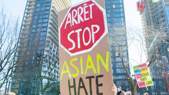 Click to play video: Calls grow for Canadian government to take action against anti-Asian racism