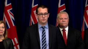 Coronavirus outbreak: Ford government to introduce new legislation to help workers