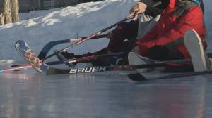 Chestermere residents angry over canal ice rinks being declared off-limits (01:52)
