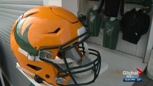 Edmonton Elks chosen as the new name of the city's CFL team (02:53)
