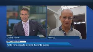 Should Toronto defund the police?