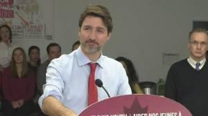 Trudeau announces multi-million dollar grant to community organizations in Nova Scotia