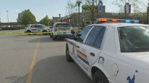 Police investigating if Coquitlam Centre Mall fight, stabbing shooting linked (01:07)