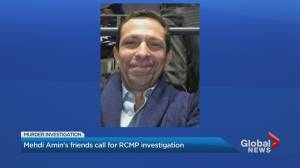 Markham man's murder has friends concerned (02:58)