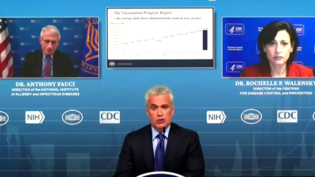Click to play video: 'U.S. averaging 3.3 million COVID-19 vaccinations per day, White House says'
