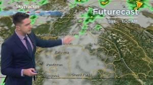 Kelowna Weather Forecast: July 16 (04:28)