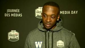 RAW: Blue Bombers Winston Rose Interview – Nov. 21