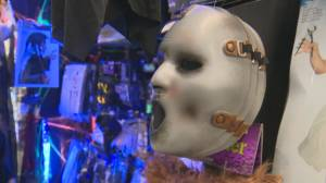 Customers crave gore this Halloween at Calowna Costume
