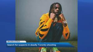 Search for suspects in deadly downtown Toronto shooting