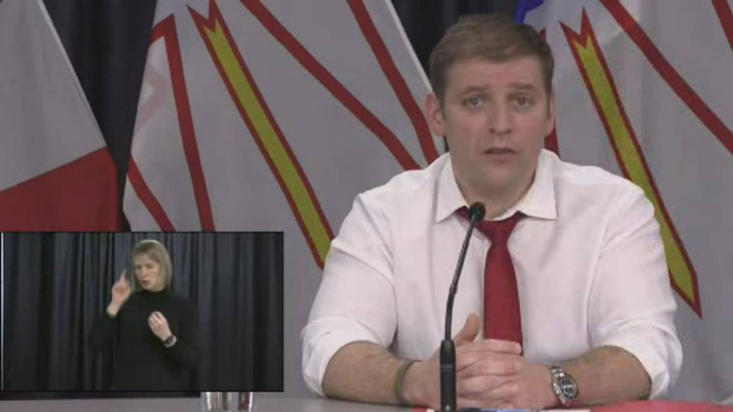 Click to play video 'COVID-19 spike spawns concerns for N.L. election'