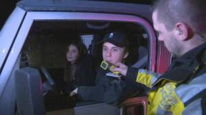 Lethbridge police patrol streets for impaired drivers during holiday season