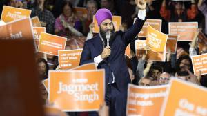 Federal Election 2019: Singh committed to end 'unfair' First Past the Post system