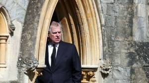 Prince Andrew won't face charges over sexual assault claim against minor, U.K. police say (00:57)