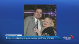 Toronto police investigate woman's murder, boyfriend charged (01:34)