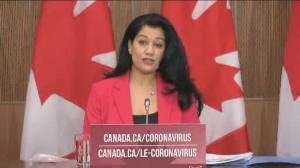 Coronavirus: Canada approves single-dose Johnson & Johnson vaccine (00:38)