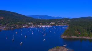 Gulf Islands suffering drought-like conditions (04:09)